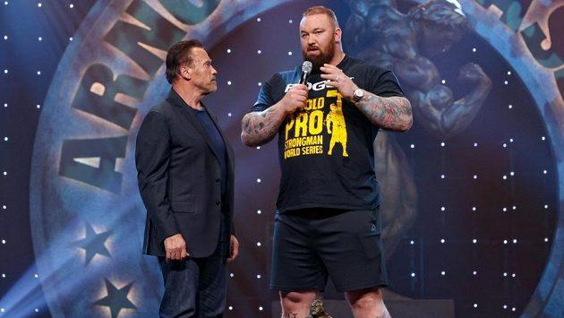 V březnu Hafthor Björnsson vyhrál potřetí za sebou soutěž Arnold Strongman Classic.