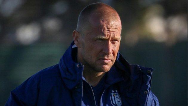 Pär Zetterberg už není asistentem trenéra Anderlechtu