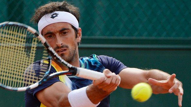 Italský tenista Potito Starace čelí opět podezření ze sázení na výsledky zápasů