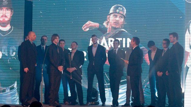 Nejužitečnějším hráčem baseballové extraligy byl vyhlášen brněnský nadhazovač Pavel Chroust.