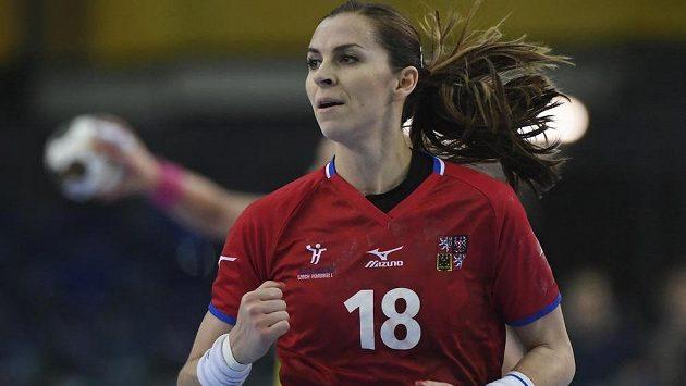 Iveta Luzumová na MS.