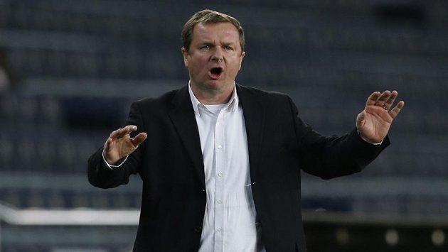 Pavel Vrba slibuje před zápasem se Spartou ofenzivní fotbal.