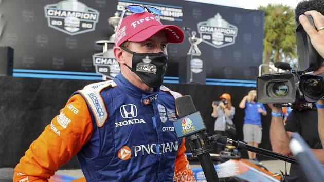 Scott Dixon ovládl pošesté šampionát formulové série IndyCar