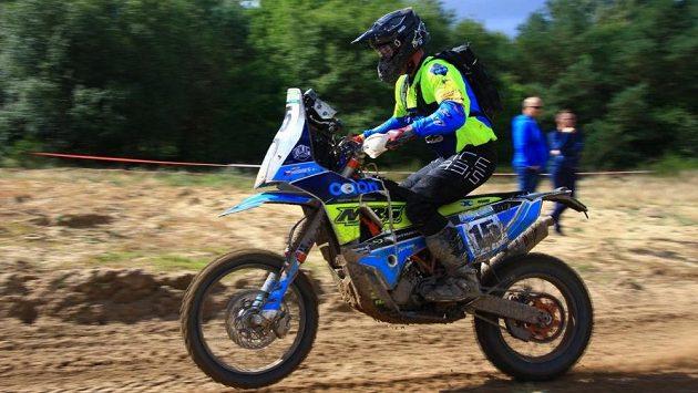 Jakub Hroneš plánuje start na slavné Rallye Dakar.
