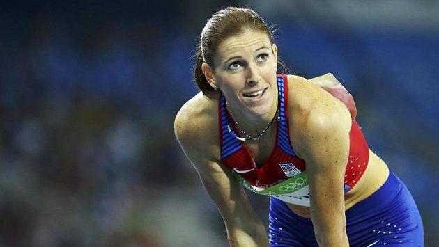 Zuzana Hejnová na olympiádě v Riu.