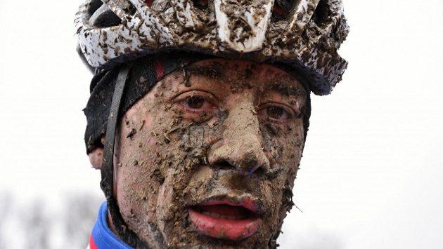 Radomír Šimůnek toho měl po závodě na MS v Louisville plné zuby.