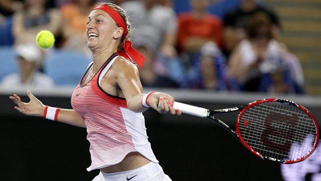 Česká jednička Petra Kvitová na Australian Open.