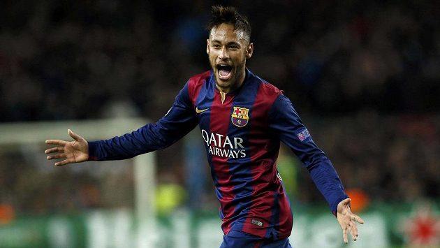 Neymar by chtěl v dresu Barcelony zůstat co nejdéle.