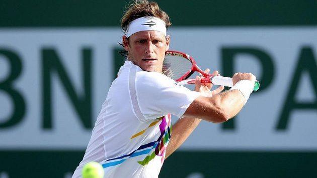 Argentinský tenista David Nalbandian končí kariéru.