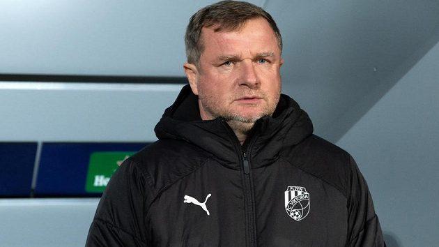Trenér Viktorie Plzeň Pavel Vrba má o čem přemýšlet. Prodat či neprodat nějakého hráče?