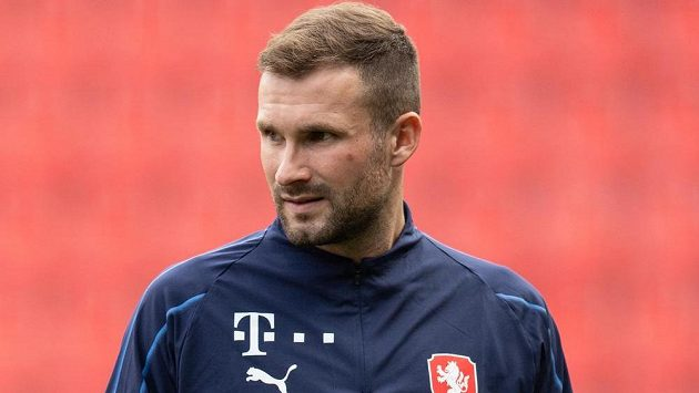 Brankář Ondřej Kolář se připojí k fotbalové reprezentaci.