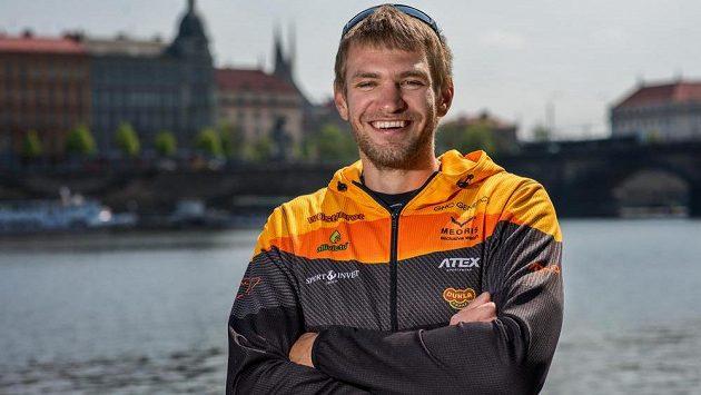 Český skifař Ondřej Synek.