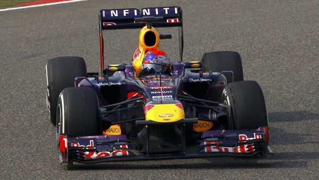 Sebastian Vettel je největším favoritem,