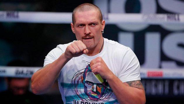 Ukrajinec Oleksandr Usyk v bitvě olympijských šampionů z Londýna vyzve Anthonyho Joshuu.