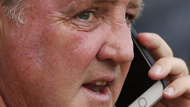 Bývalý trenér Hullu Steve Bruce.