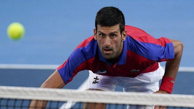 Srbský tenista odstoupil z turnaje v mixu na olympijských hrách