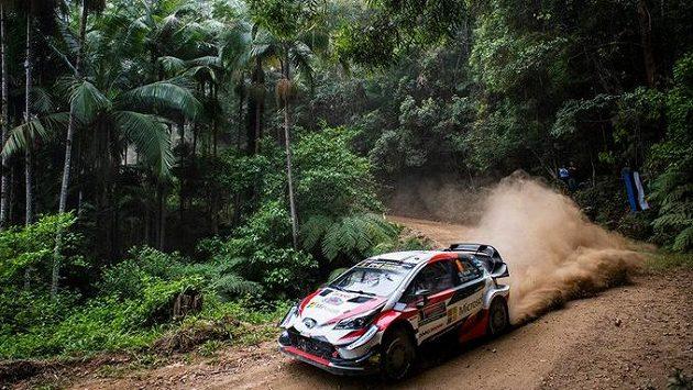 Australská rallye se letos kvůli lesním požárům neuskuteční.