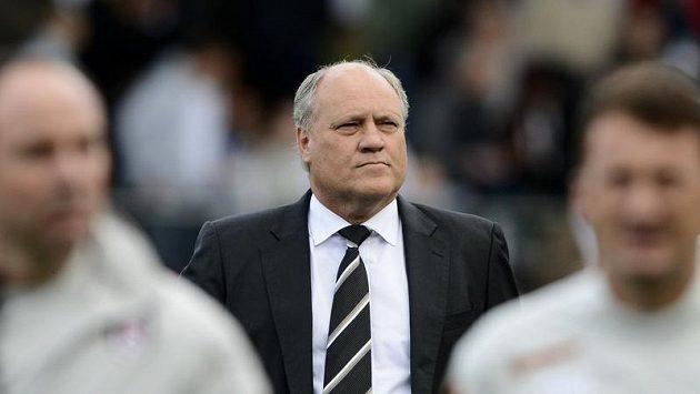 Trenér Fulhamu Martin Jol