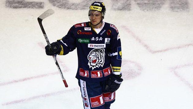 Liberecký Michal Bulíř si prodlouží působení u Bílých Tygrů.