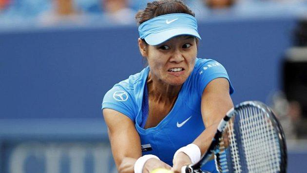 Čínská tenistka Li Na nedala Angelique Kerberové šanci.