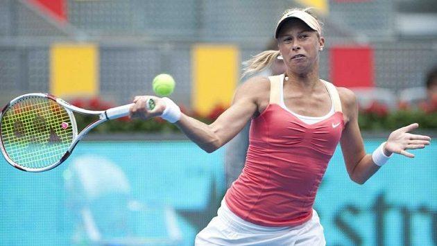 Česká tenistka Andrea Hlaváčková