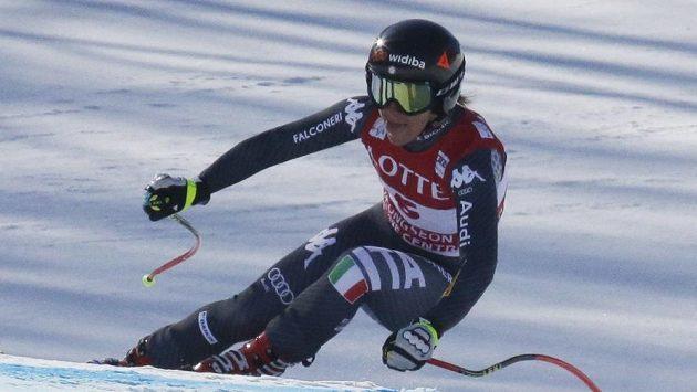 Kometa letošní sezóny Italka Sofia Goggiaová vyhrála sjezd v korejském Čongsonu.