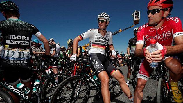 Jezdci týmu Bora-Hansgrohe se během slavné Tour de France starají o pořádný rozruch.