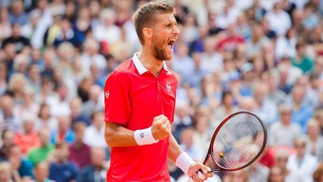 Slovenský tenista Martin Kližan.