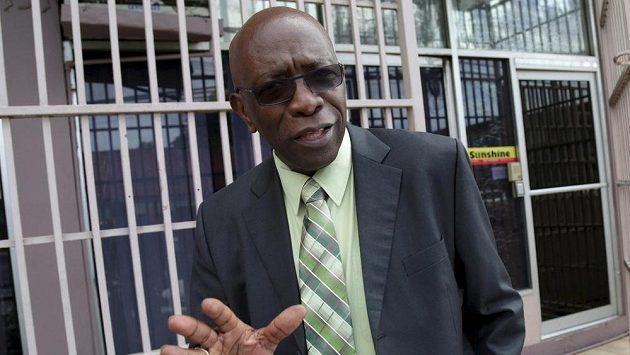 Bývalý viceprezident FIFA Jack Warner.