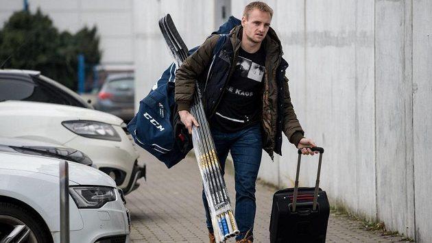 Obránce Jakub Jeřábek zažil v KHL nejpovedenější zápas.