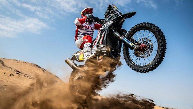 Fotograf Marian Chytka na premiéru legendární Rallye Dakar v Saúdské Arábii nebude rád vzpomínat.