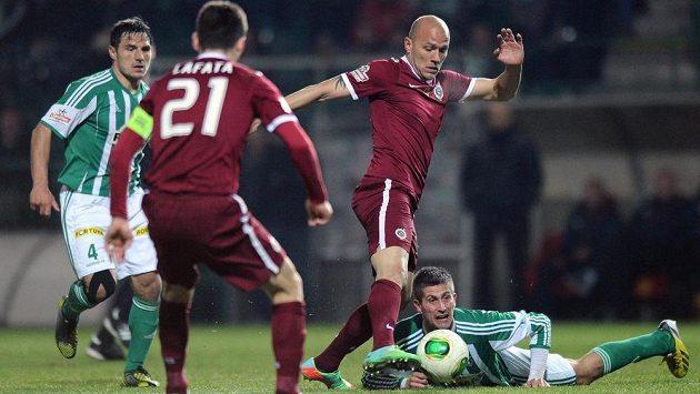 Fotbalovou ligu zahájí derby Bohemians 1905 - Sparta.