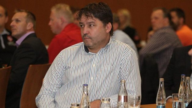 Generální manažer hokejového Litvínova Robert Kysela.