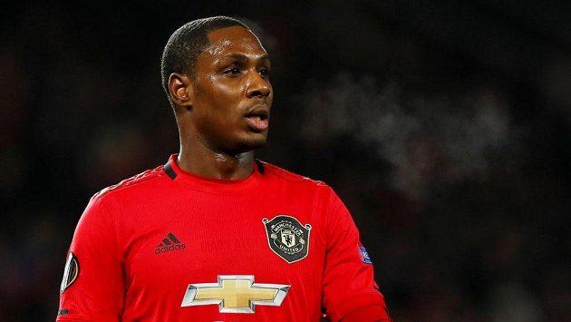 Fotbalista Manchesteru United Odion Ighalo si proti Bruggám připsal premiérovou trefu v dresu Rudých ďáblů.