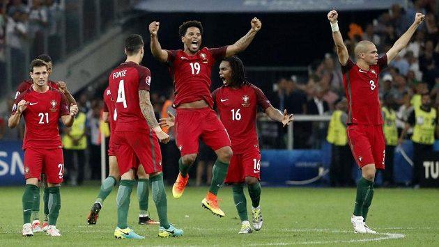 Portugalci jsou v semifinále, v základní hrací době ale nevyhráli na ME ani jeden zápas.