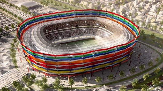 Katar upořádá v příštím roce jako testovací akci před MS Arabský pohár (Ilustrační foto)