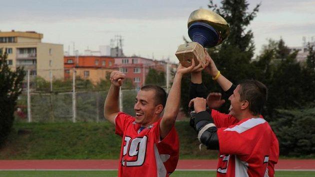 Finále NFLL 2012