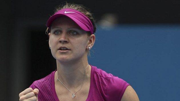 Lucie Šafářová porazila nedávnou světovou jedničku.