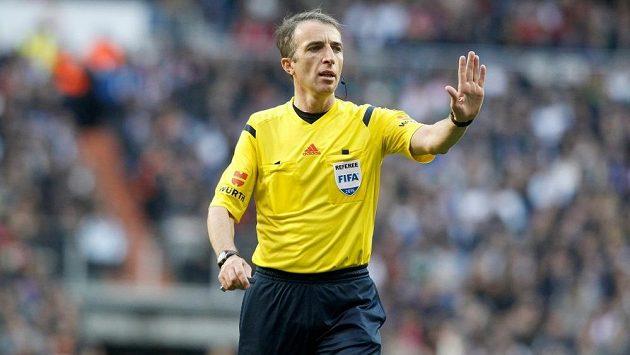 Španělský sudí David Fernández Borbalán je podle španělských médií vyvoleným pro český šlágr Sparta - Plzeň.