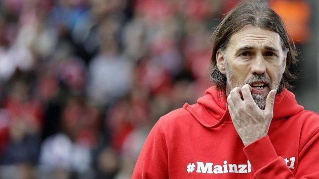 Trenér Martin Schmidt skončil na lavičce fotbalistů Mohuče.