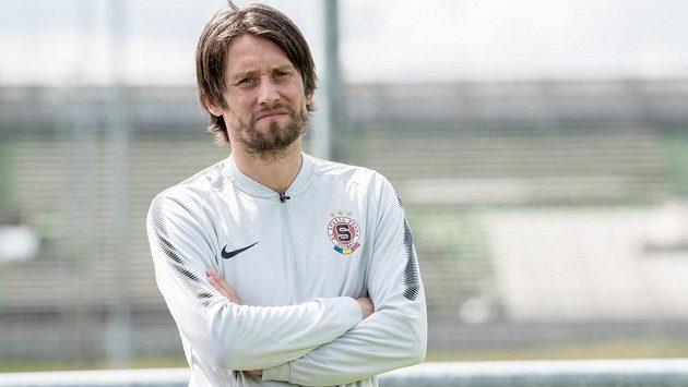 Tomáš Rosický se stal sportovním ředitelem Sparty.