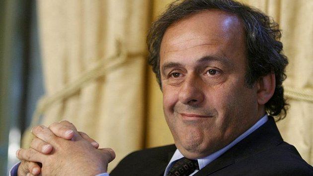Stane se Michel Platini prezidentem FIFA?