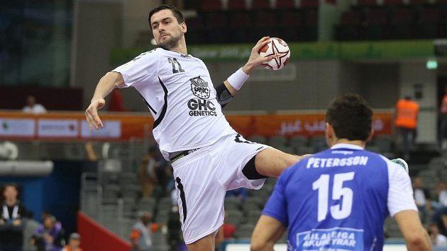 Házenkářský reprezentant Petr Linhart po sezóně zamíří do Francie.