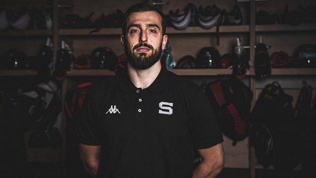Michal Moravčík je novou posilou hokejové Sparty.