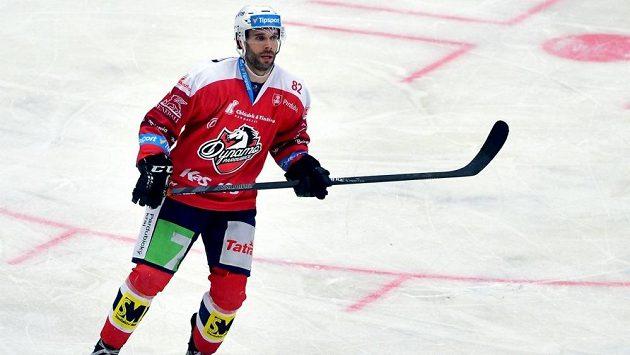 Pardubický útočník Michal Vondrka je na odchodu.