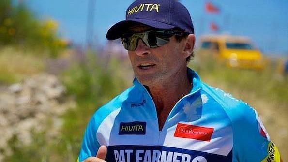 Pat Farmer, ultramaratónec, kterého patrně nic nezastaví.