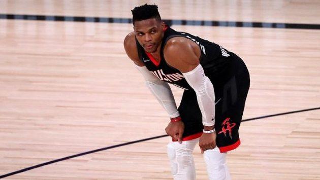 Americký basketbalista Russell Westbrook