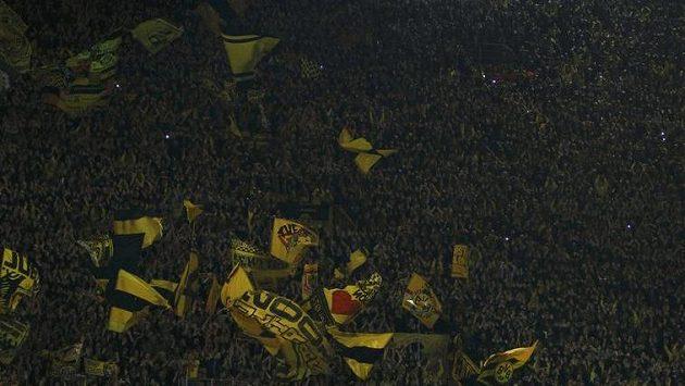 Fanoušci Borussie Dortmund (ilustrační foto).