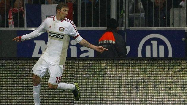 Útočník Leverkusenu Stefan Kiessling se zasloužil jedním gólem o senzační výhru svého týmu na hřišti Bayernu Mnichov.