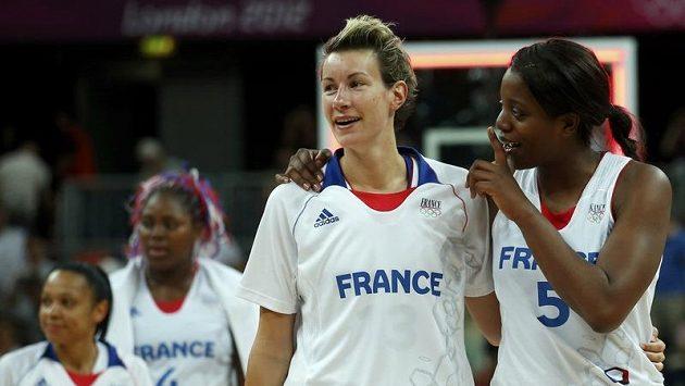 Francouzské basketbalistky vyhrály skupinu B.